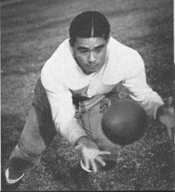 "Kazuma ""Benny"" Hisanaga '41 in a yearbook photo"