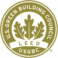 LEED gold seal