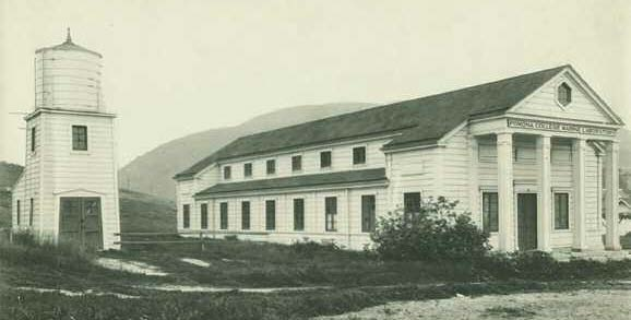 Pomona's Marine Laboratory, 1913–43
