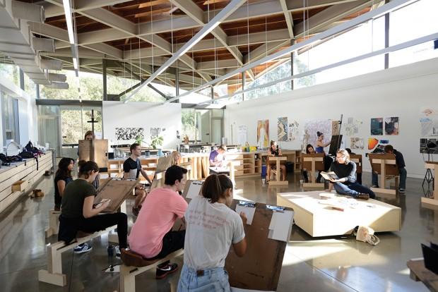 Studio Art Hall Classrooms 2014 150
