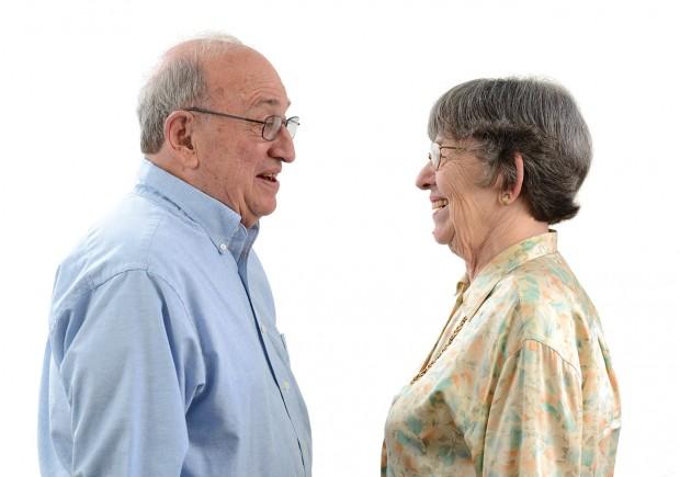 Stephen Glass '57 and Sandra Dunkin Glass '57