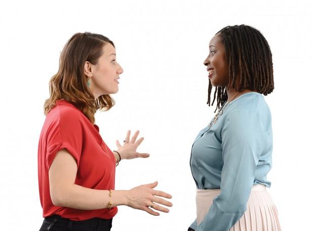Shadiah Sigala '06 and Kaneisha Grayson '06
