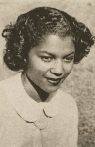 Williams' daughter, Eileen Williams '50, the first Black woman to graduate from Pomona College.