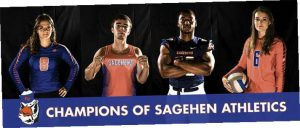 Champions of Sagehen Athletics
