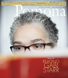 Pomona College Magazine Summer 2017 cover