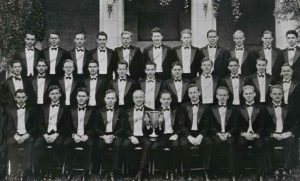 The Men's Glee Club of 1932