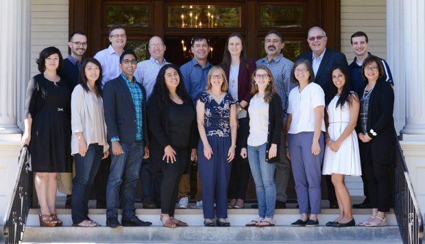 Pomona Board Members 2017