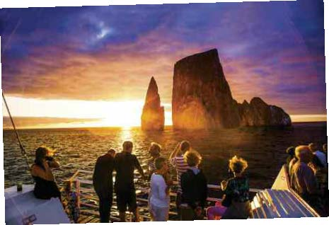 Alumni Travel/Study:Galápagos AboardNational Geographic Islander