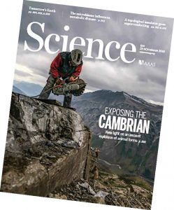 November 2018 issue of Science