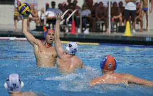Pomona-Pitzer water polo