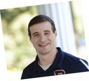 Don Swan '15, Alumni Association President-Elect