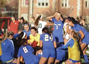 Women's Soccer Reaches Final Four