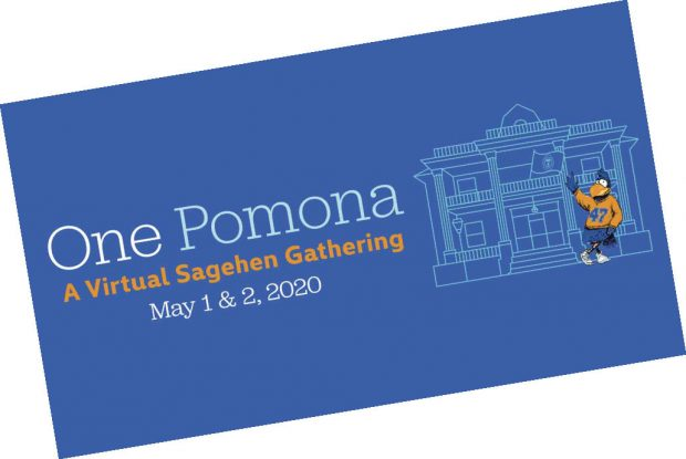 One Pomona: Sagehen Gathering Brings Alumni Together for a Virtual Trip Home
