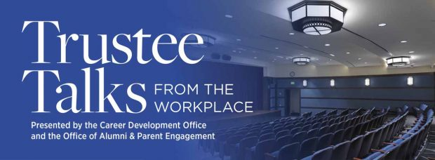 Trustee Talks from the Workplace