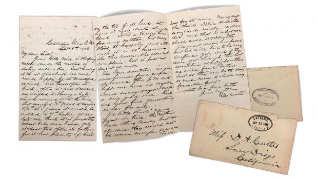 Benjamin letter